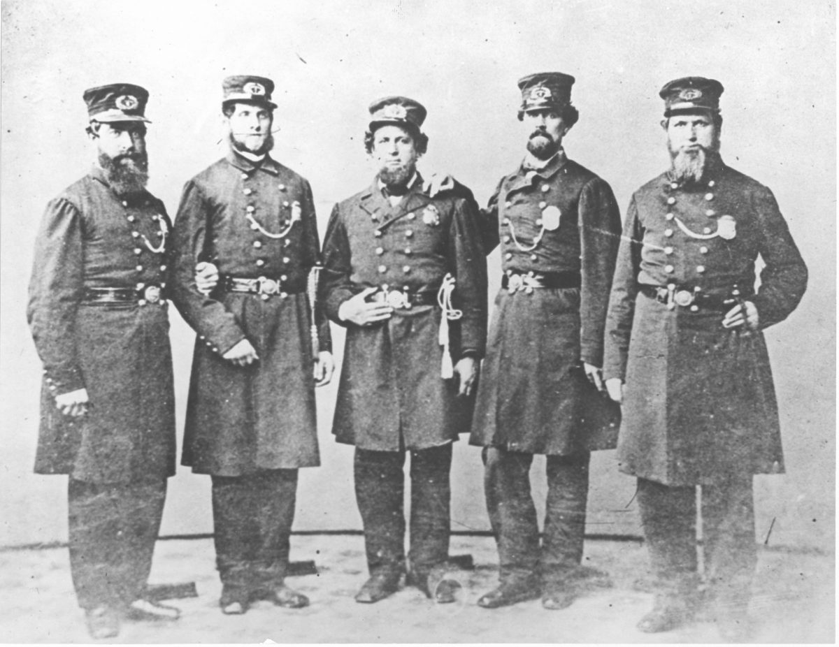 history of law enforcement The top law enforcement official was called a shire reeve the shire reeve was sometimes assisted by constables on the local level to apprehend criminals.